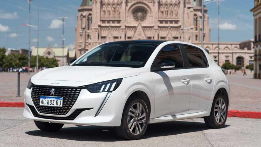 Novo Peugeot 208: revelada lista de itens de segurança e assistência