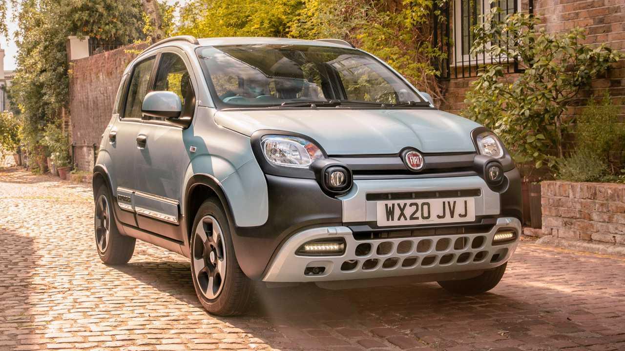 2020: Fiat Panda Hybrid
