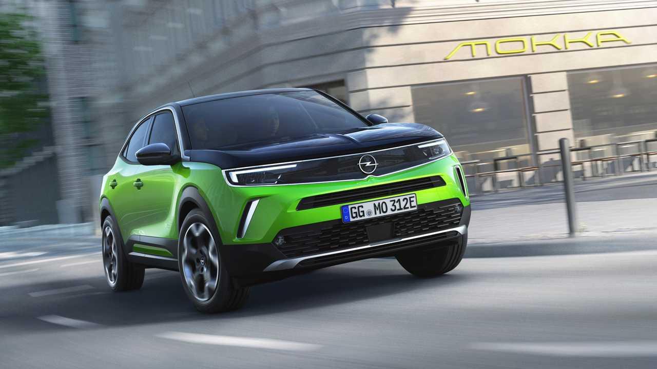 Opel Mocha (2020)