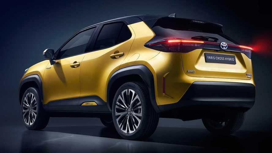 Toyota Yaris Cross, ecco il SUV ibrido compatto in arrivo nel 2021