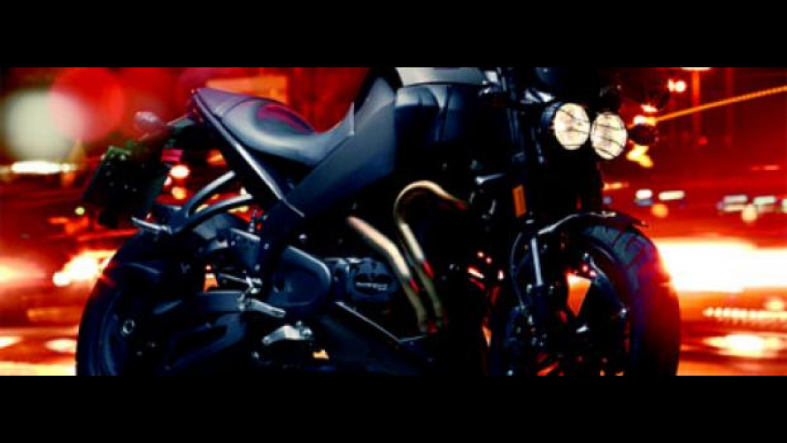 Buell City X XB9SX Total Black