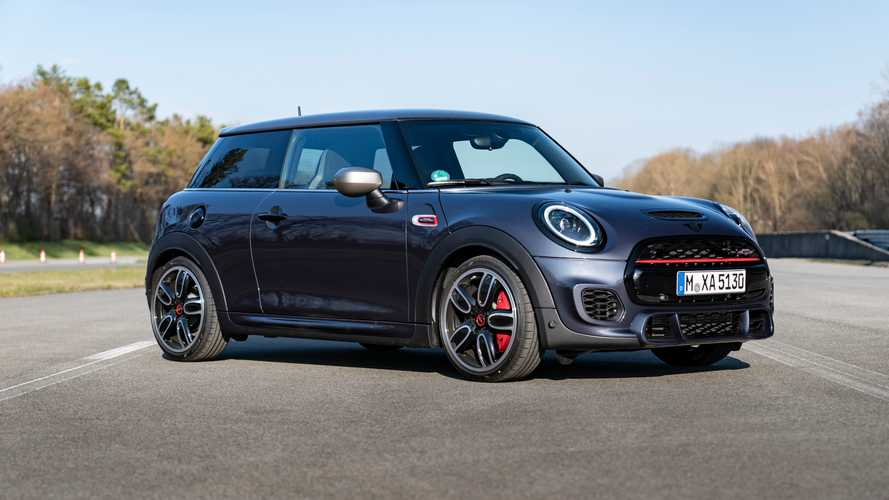 MINI John Cooper Works'e GP Pack geldi