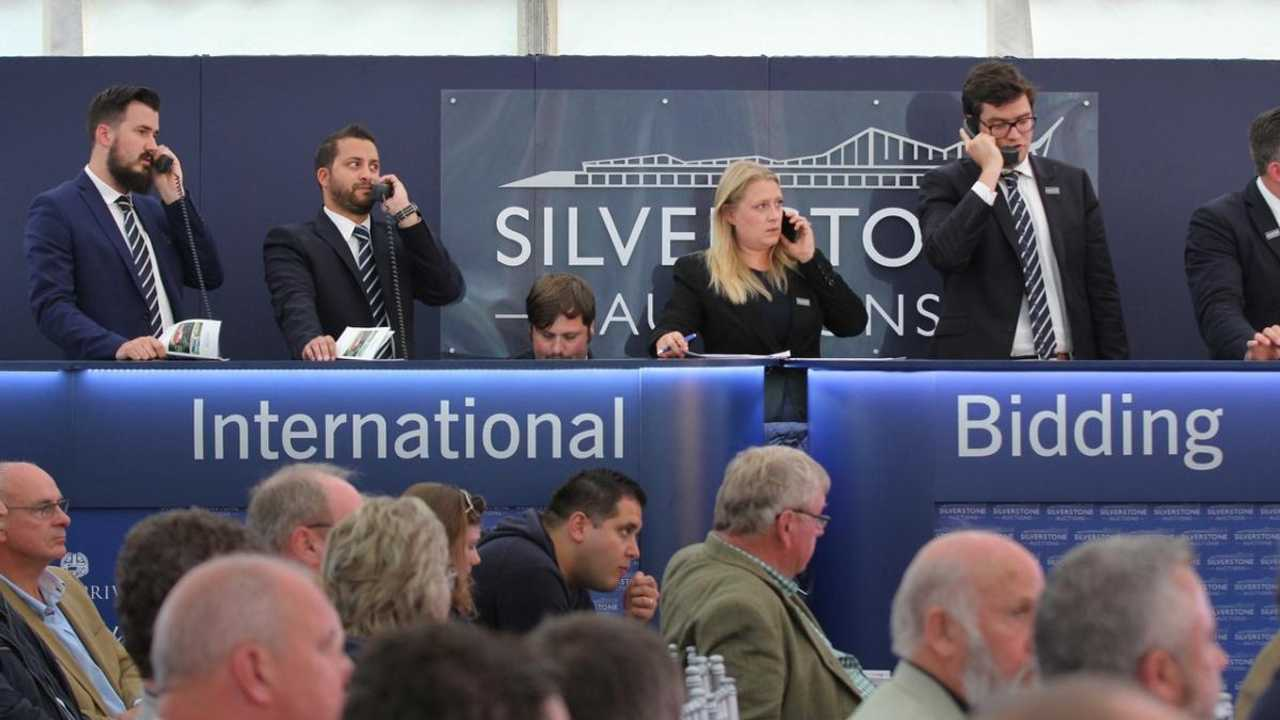 Silverstone Auctions to host Autosport International auction