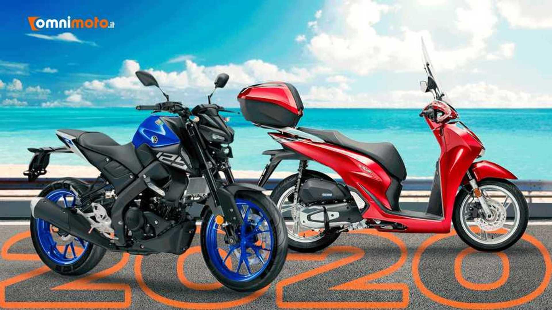 Moto e scooter 125 cc: guida all'acquisto 2020