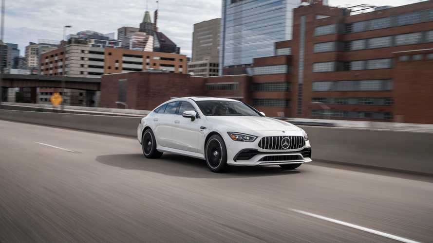 2021 Mercedes-AMG GT43 four-door coupe - 5043635 Redesign