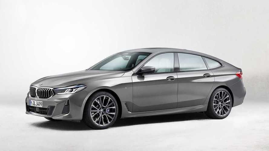 BMW 6 Serisi Gran Turismo Türkiye'de