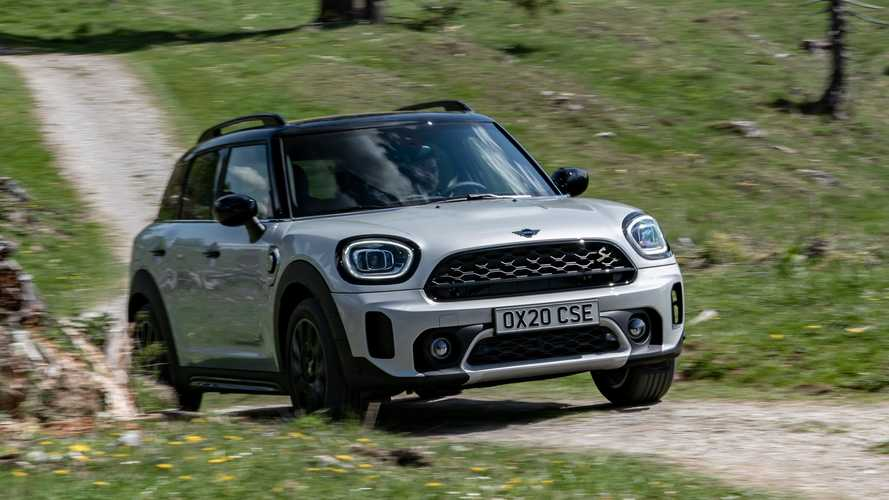 Mini Cooper SE Countryman ALL4 2021