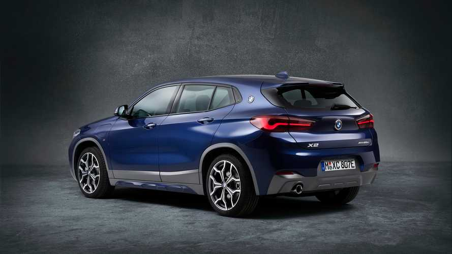 2021 BMW X2 xDrive25e PHEV