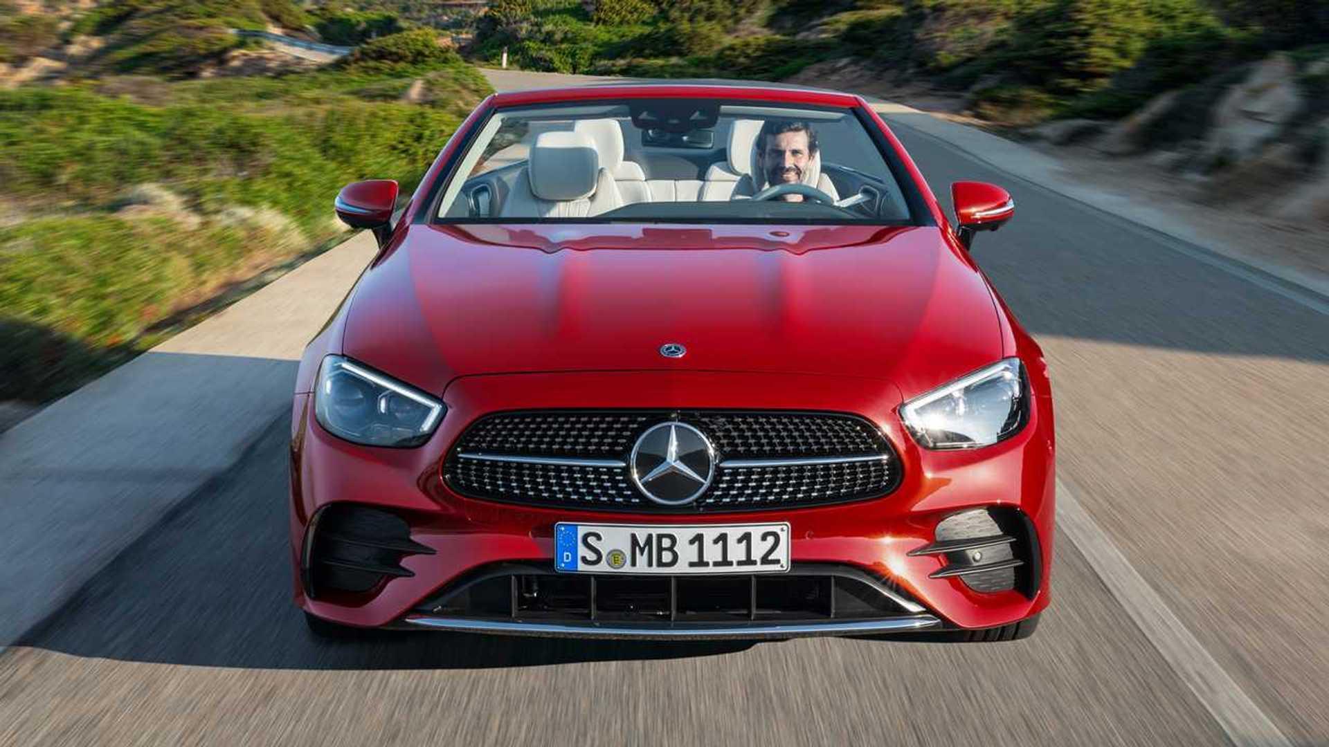 Mercedes-Benz Clase E Restyling (2020) 106
