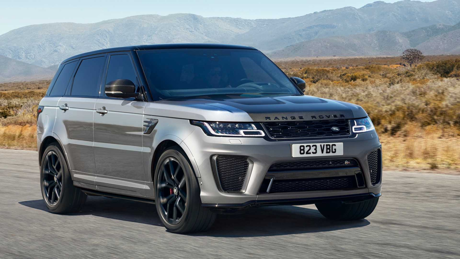 Range Rover Sport Gets Mild Hybrid Power And New Special Editions