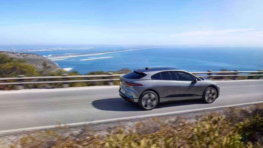 Jaguar releases sales numbers for I-Pace in Q1 & Q2 2020