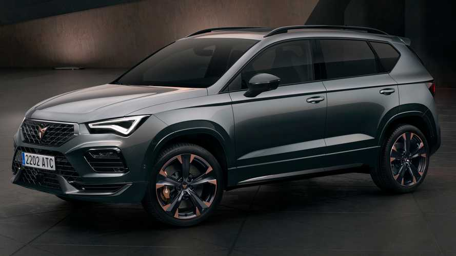 2021 Cupra Ateca Breaks Cover With Discreet Facelift, Chassis Tweaks