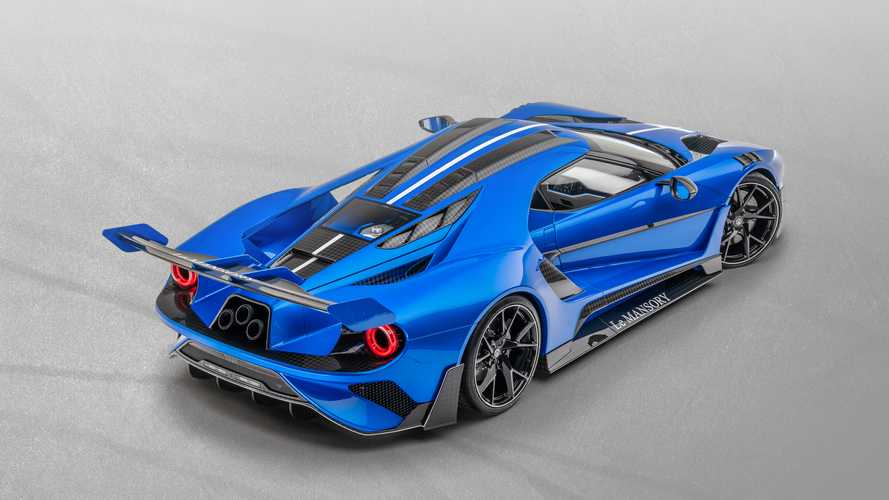 Mansory Ford GT Le Mansory