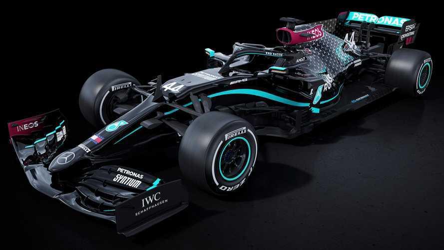 Formula 1, Mercedes nel 2020 con livrea nera contro il razzismo