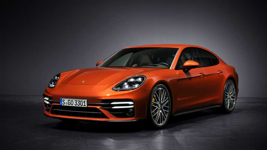 2021 Porsche Panamera revealed with Turbo S rated at 620 bhp