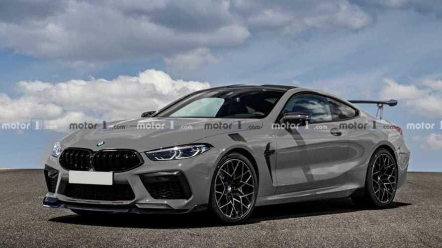 La BMW M8 CSL arriverait prochainement
