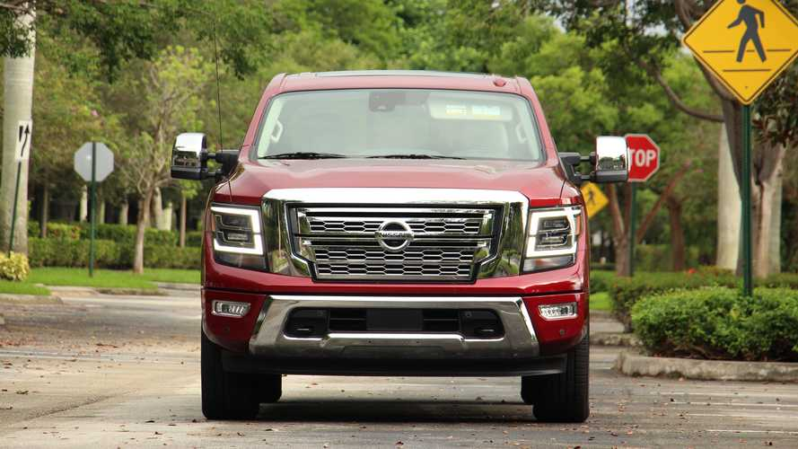 Dealers Selling 15 Titan Trucks A Month Getting $60,000 From Nissan