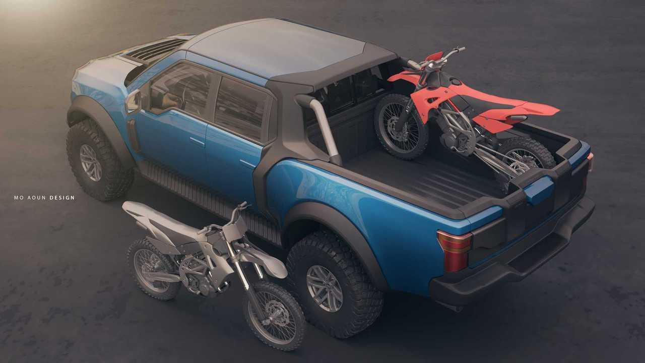 Ford Raptor Concept