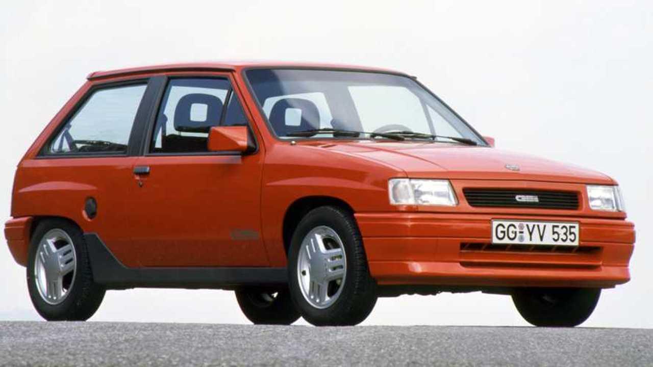 Opel Corsa GSi 1988-1990