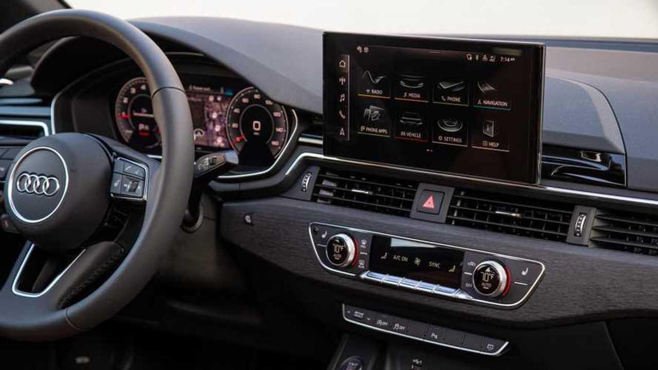Audi MMI3