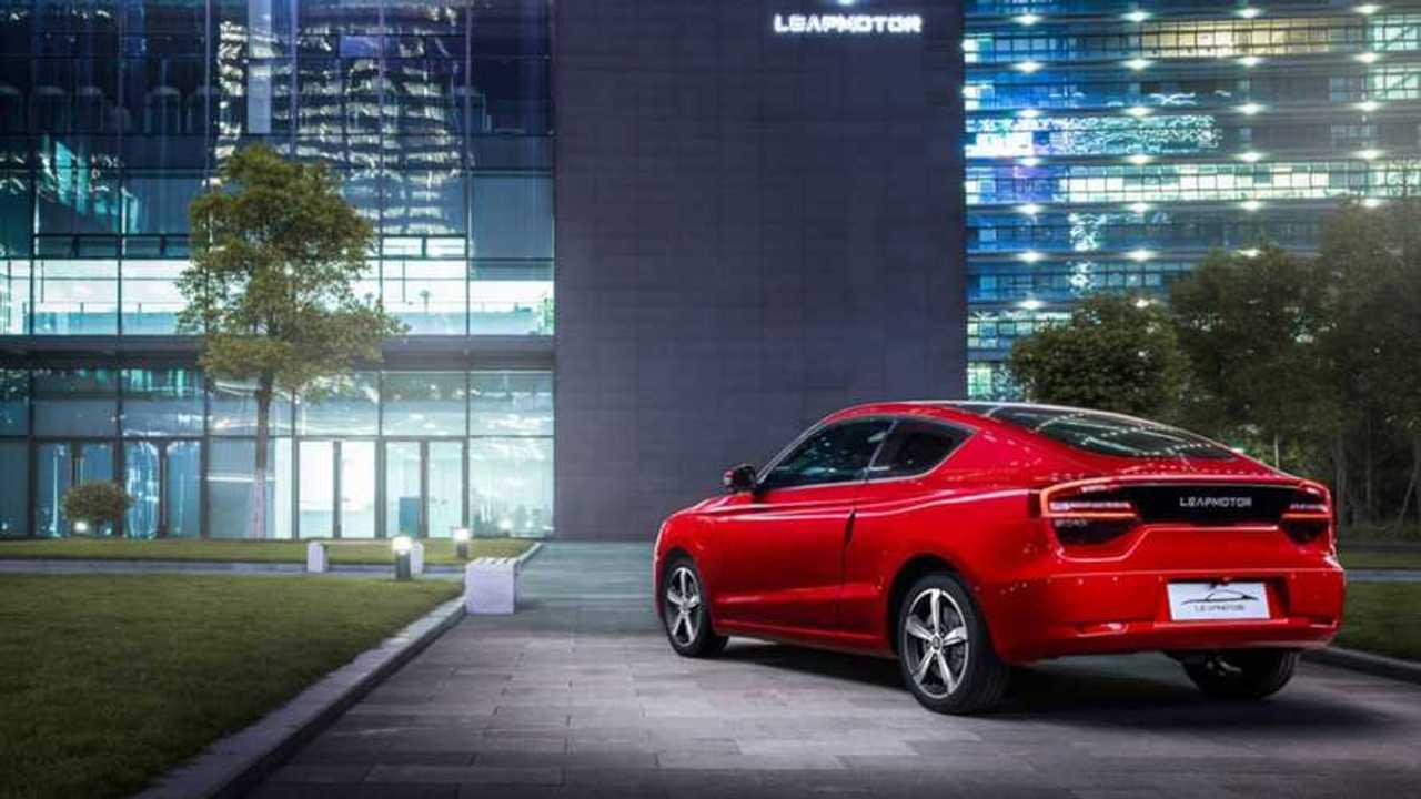 Китайский стартап нашел деньги на постройку дешевого электрического купе