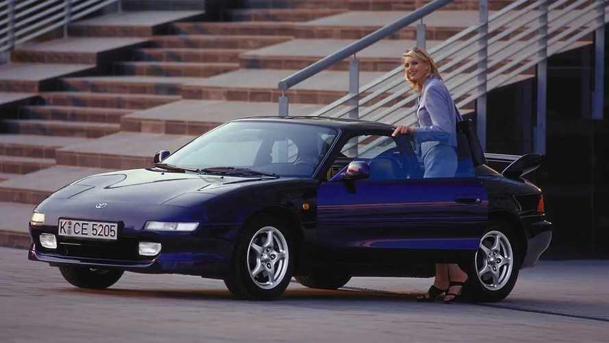 Toyota MR2 (W20, 1990-1999)