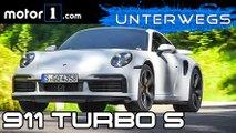 Video: Porsche 911 Turbo S im Test - Schneller als GT2 RS und Taycan?