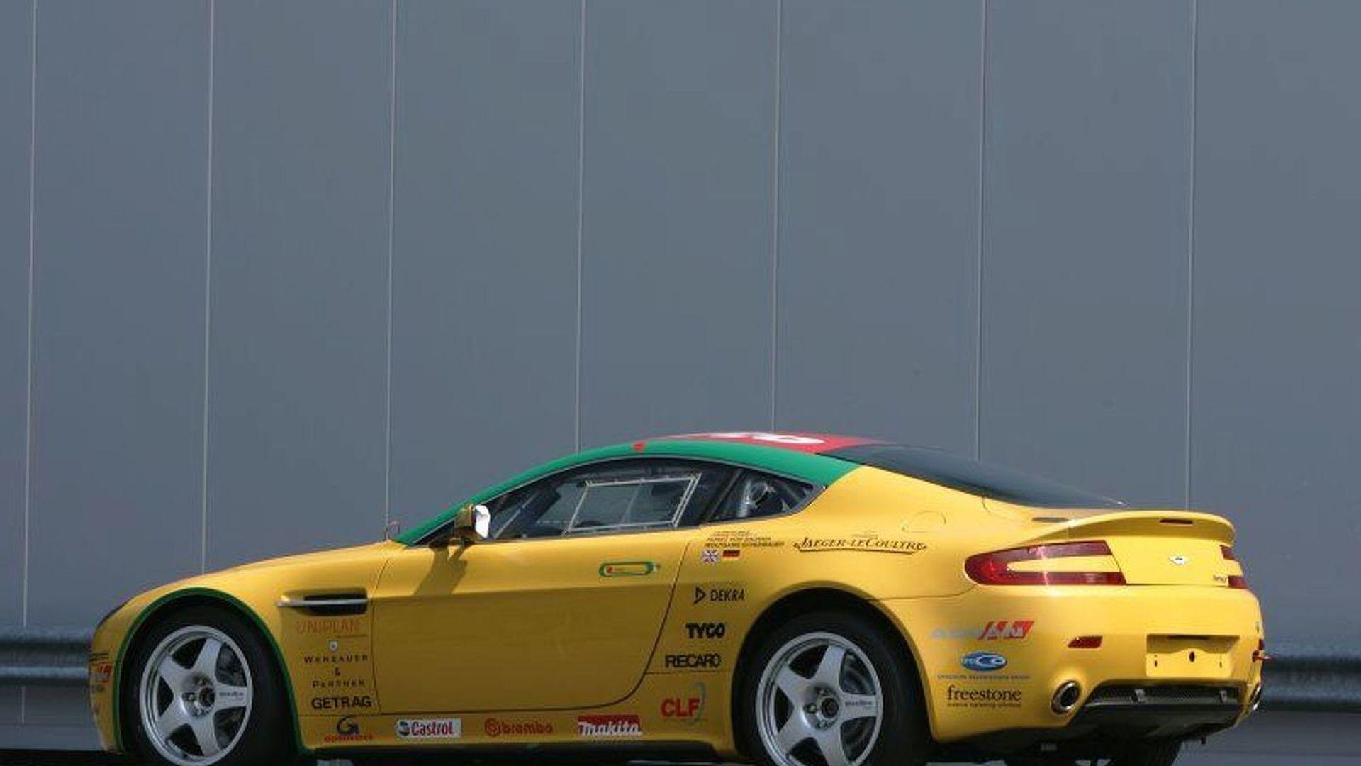 Aston Martin N24 V8 Vantage Specifications Confirmed Motor1 Com Photos