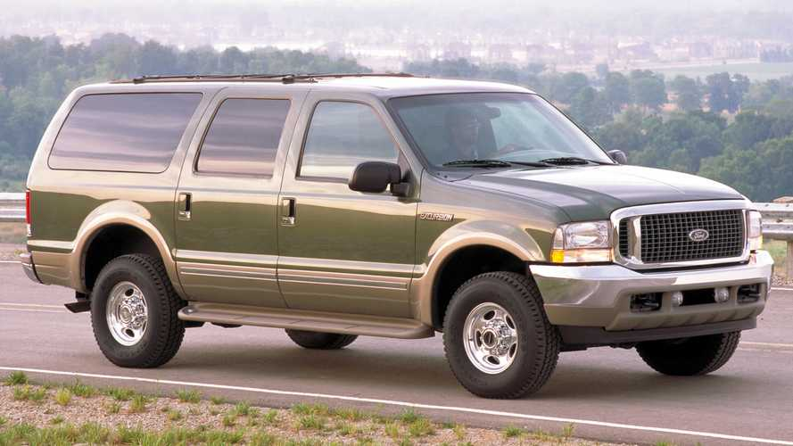 Ford Files For Excursion Trademark, Lincoln Files For 'eGlide'