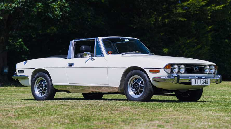 Lewis Hamilton's Father Selling 18 Rare Cars At Auction