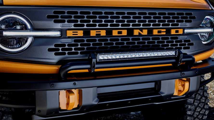 Ford Bronco Won't Ever Get Factory V8 Option: Report