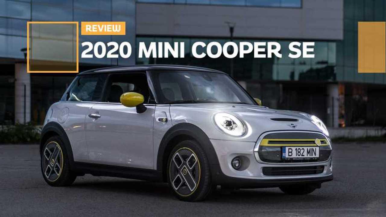 2020 MINI Cooper SE Review Opening v2