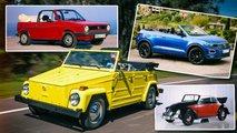 volkswagen cabrio history