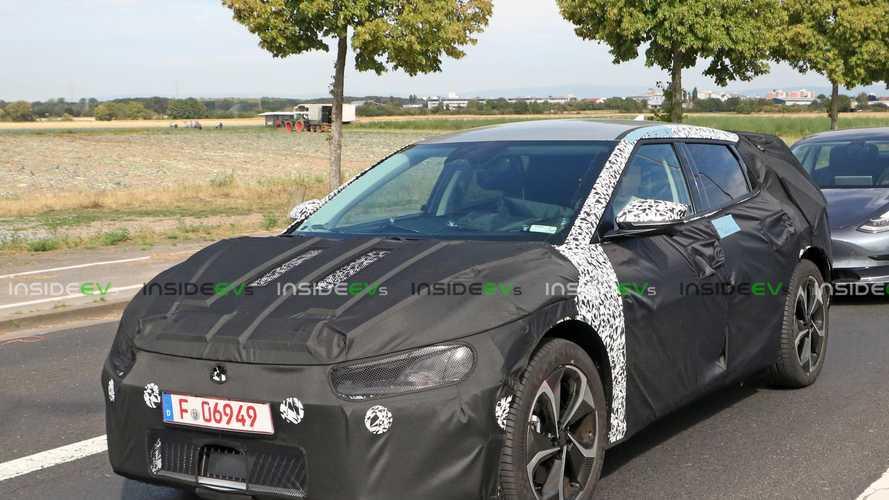 Kia: SUV elétrico que promete 500 km de autonomia é flagrado pela 1ª vez