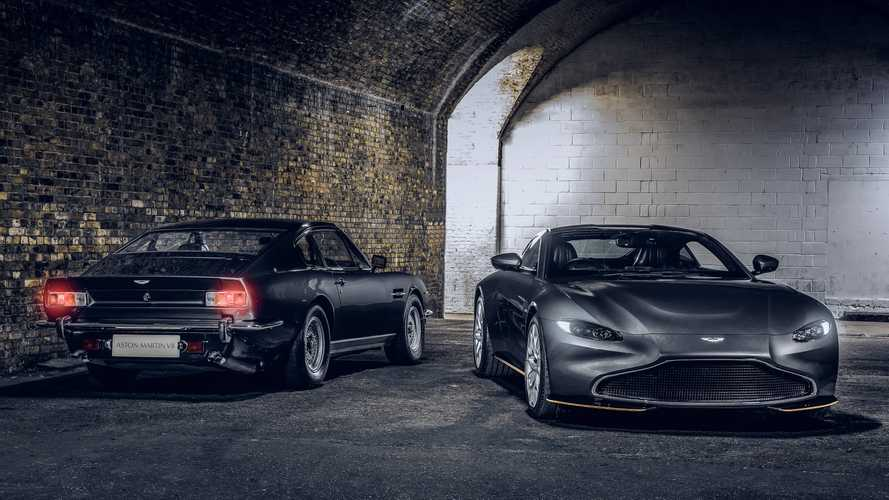 Aston Martin, due edizioni speciali per l'arrivo del nuovo Bond-movie