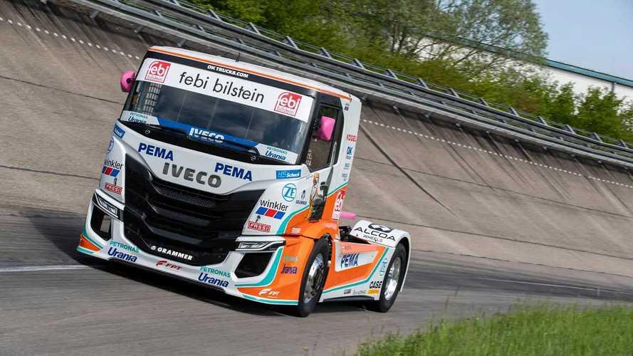 Iveco S-Way R Racing Truck