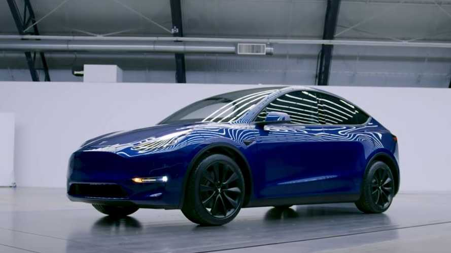 Tesla Releases Model Y acceleration boost, shaves half second