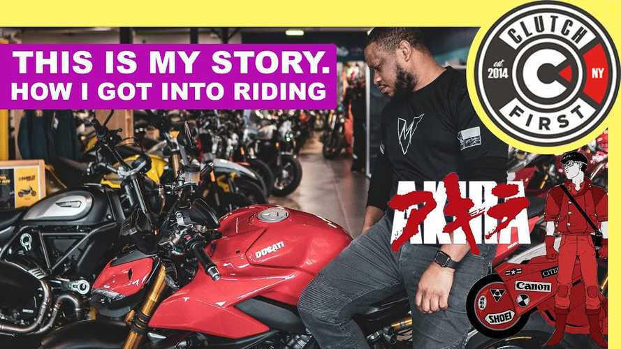Clutch First NY Rides Motorcycles Because Of Akira