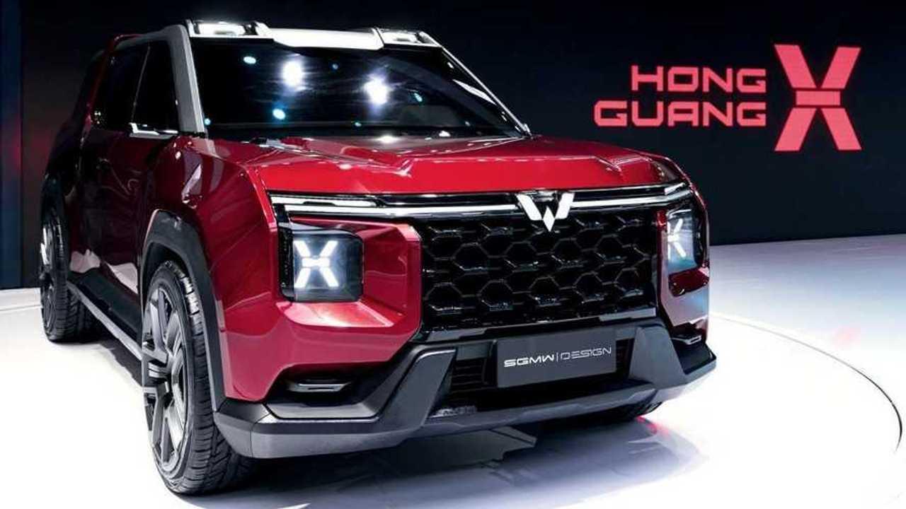 GM-Wulling Hong Guang X - destaque