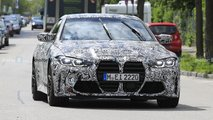 BMW M4 New Spy Photos