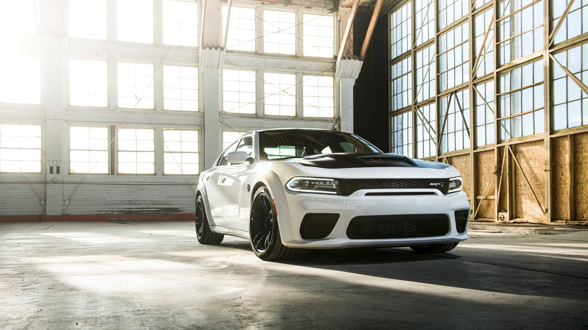 Dodge Charger SRT Hellcat Redeye 2021 года