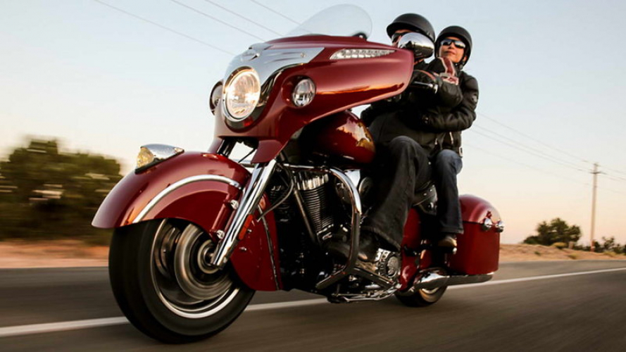 Indian Motorcycles: Chieftain