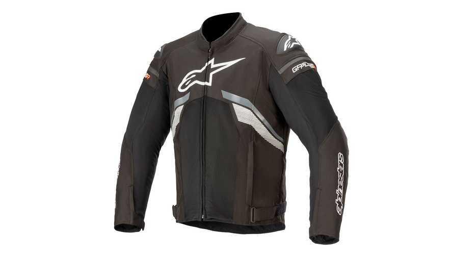 Alpinestars presenta la giacca estiva T-GP Plus R V3 Air