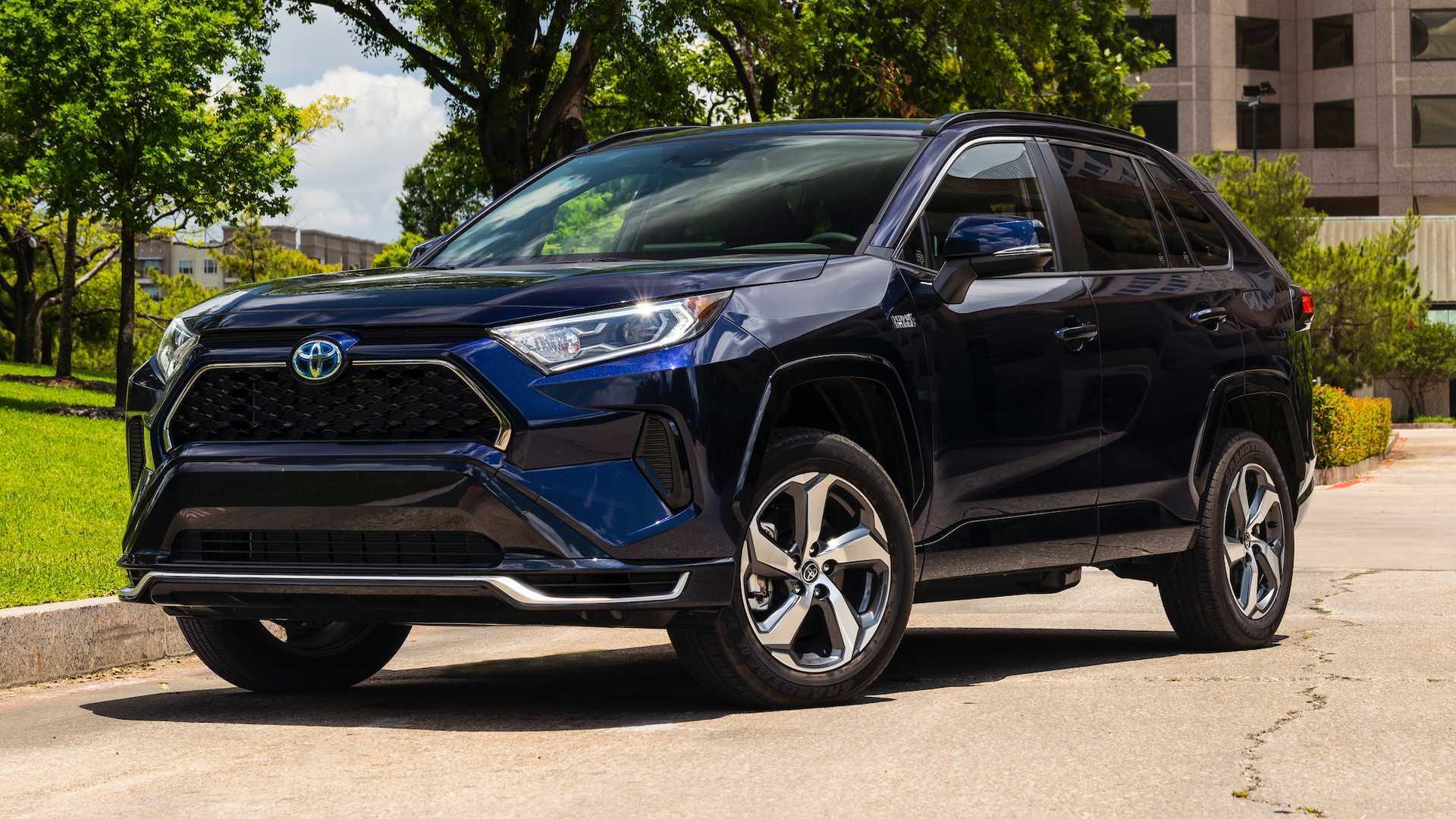 2021 Toyota Rav4 Prime Sees Dealer Markups As Much As 10k