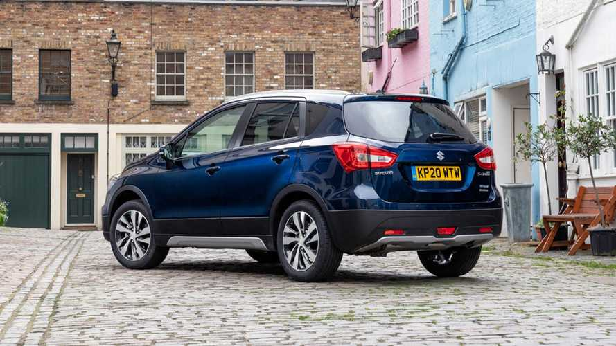 2020 Suzuki Swift Sport, Vitara and S-Cross mild-hybrids (UK)