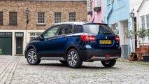 2020 Suzuki Swift Sport, Vitara and S-Cross mild-hybrids (UK)
