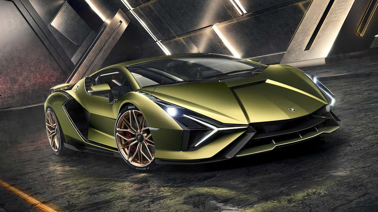 Lamborghini ciano
