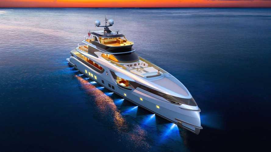 Dynamiq GTT 165: 50-Meter-Yacht für knapp 25 Millionen Euro