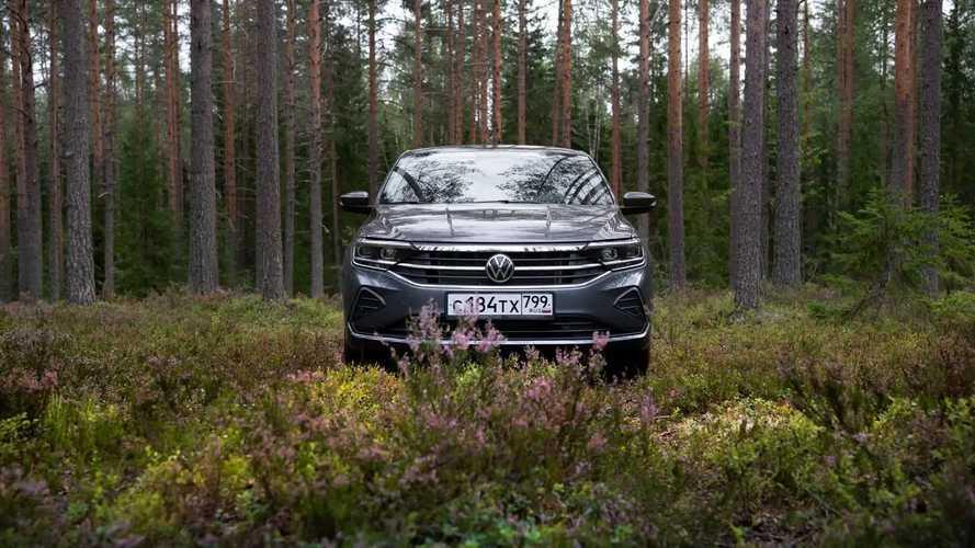 Первый российский тест нового Volkswagen Polo