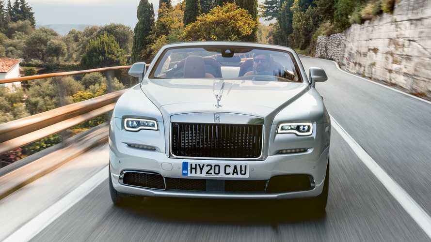 Rolls-Royce releases the first official images of Dawn Silver Bullet